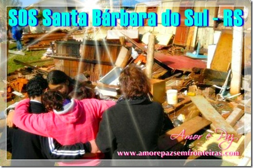 SOS Santa Bárbara do Sul