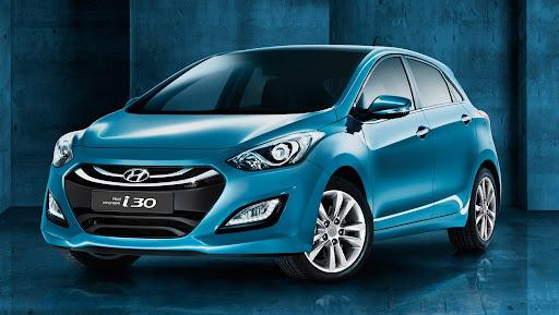 Yeni 2012 Hyundai i30 Türkiye'de