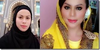 rabecca nur al islam bertudung2