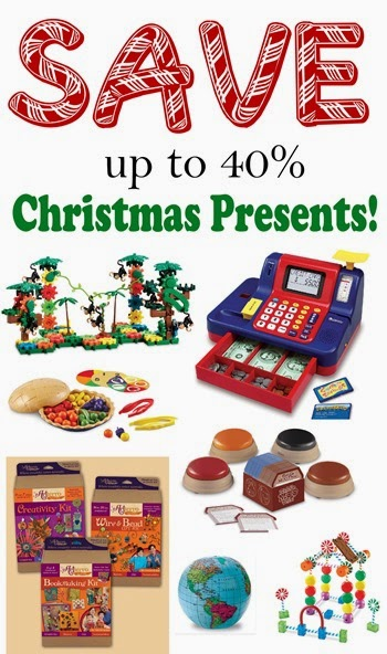 Save up to 40% on Best Christmas Toys for Kids - these are a lot of our favorite toys and they are on sale through 12/17/2014!