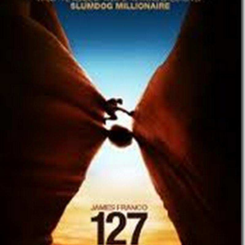 127 hours : Mesej yang menarik !