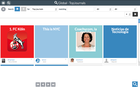Joccer - crear revistas online