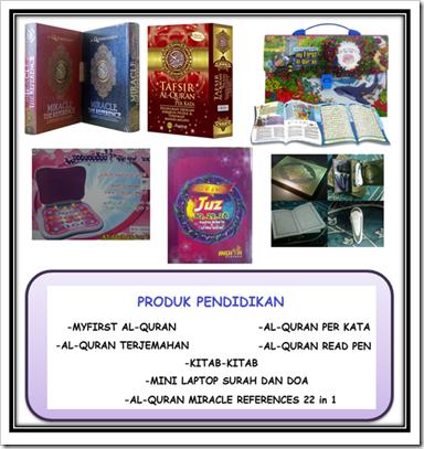 produk pendidikan