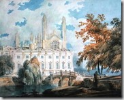 Cambridge painting