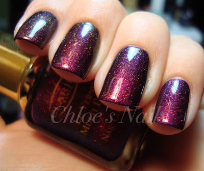 Chloe\'s Nails: Nars Purple Rain & Clarins 230!!