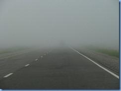 5617 Ontario - Trans-Canada Hwy 17 - fog