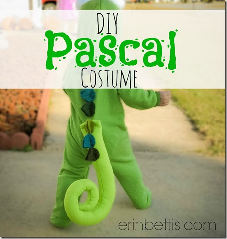 DIY Pascal Halloween Costume from erinbettis.com