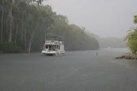 Torrent of rain