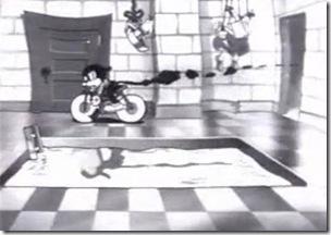 desenho animado bimbo piso maçonico - priscila e maxwell palheta