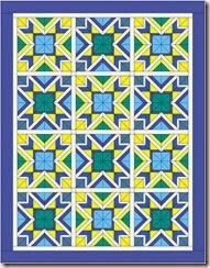 women of the bible persian blocks