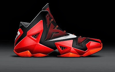 nike lebron 11 xx design sketch 2 05 Complex Names NIKE LEBRON 11 as #1 Shoe of the Year for 2013