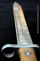 Blade of the German bayonet M71/84
