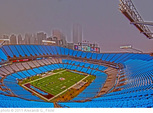'inside Carolina Panthers stadium' photo (c) 2011, Alexandr G. - license: http://creativecommons.org/licenses/by/2.0/