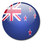New Zealand Flag by Factual Solutions
