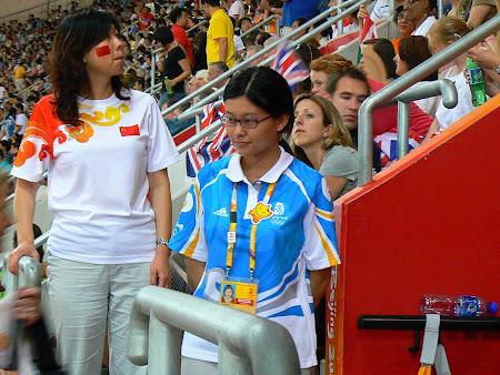 Steward at Olympic Games