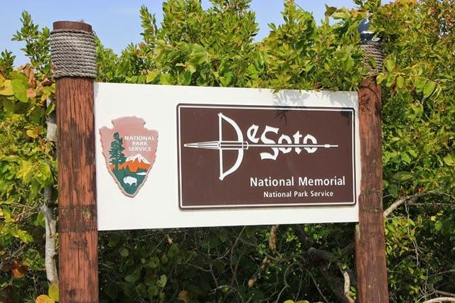 De Soto Sign