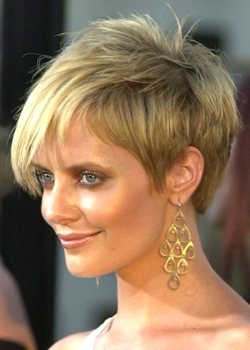 Стрижки на короткие волосы для жестких волос