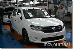 Dacia Sandero Marokko 15