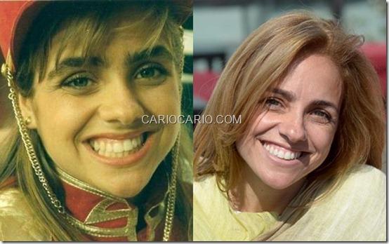 Ana Paula Guimarães, a primeira Catuxa, virou atriz, mas foi atrás das câmeras que ela fez sua carreira. Hoje ela é diretora do remake de 'Guerra dos Sexos'