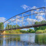 Maclay Bridge Missoula, Montana © Mark Mesenko. Prints available at www.mesenko.com
