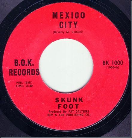 skunkfoot