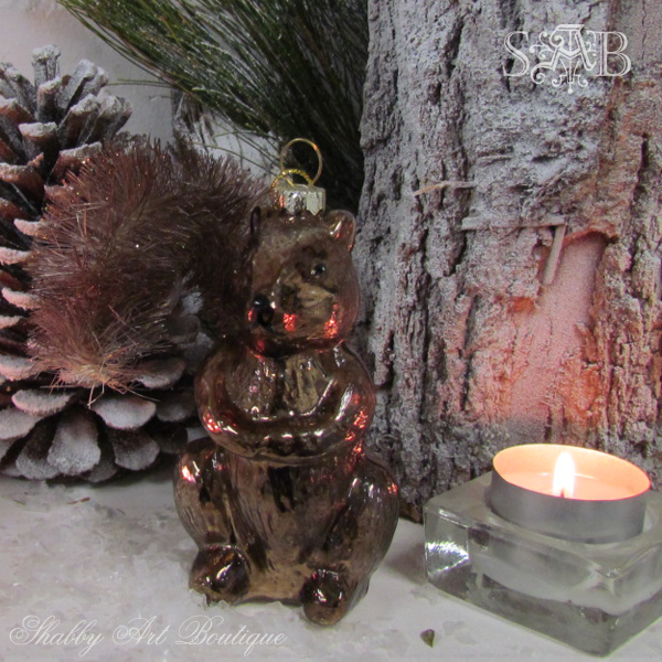 Shabby Art Boutique Woodland Christmas 2