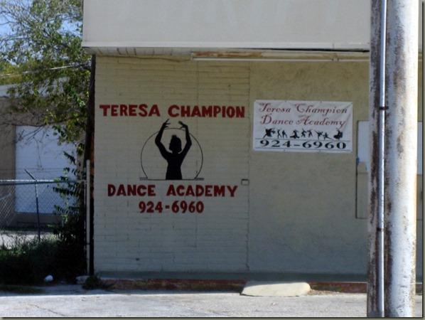 Teresa Champion Dance Academy