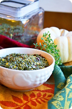 Tuscan Spice Herb Mix