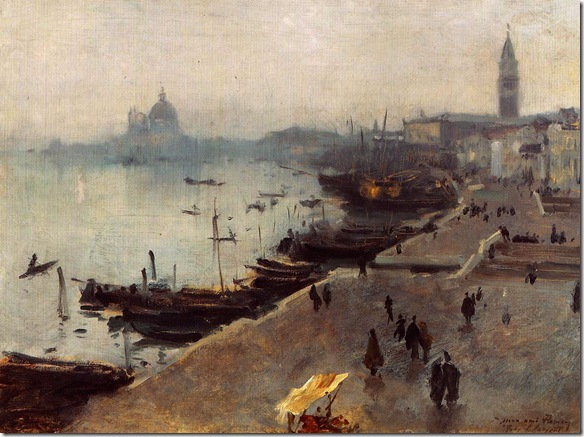 Sargent-John-Singer-Venice-in-Gray-Weather