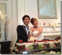 橋本結婚式 ①