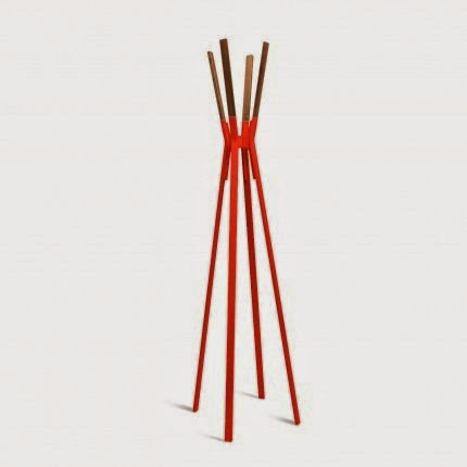 splash-modern-coat-rack---red