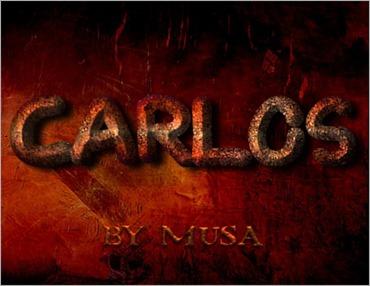 CARLOS 3