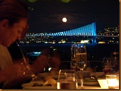 Istanbul, Topaz view