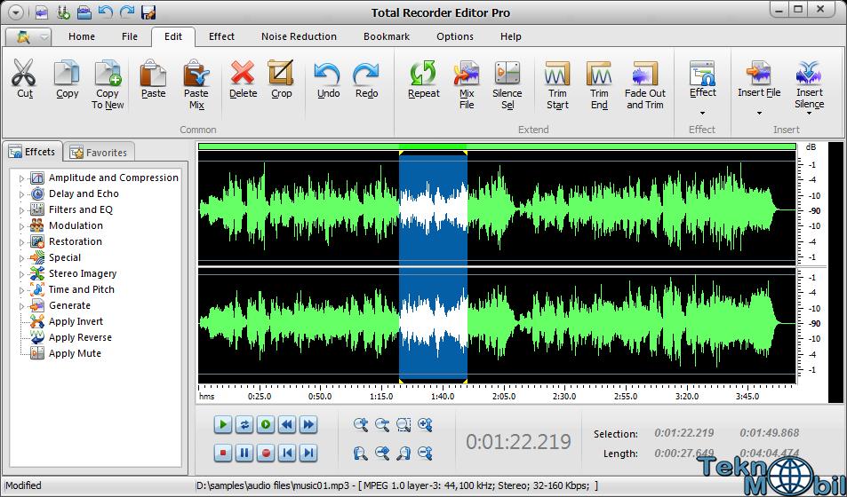 Total Recorder Editor Pro v14.6.2 Full