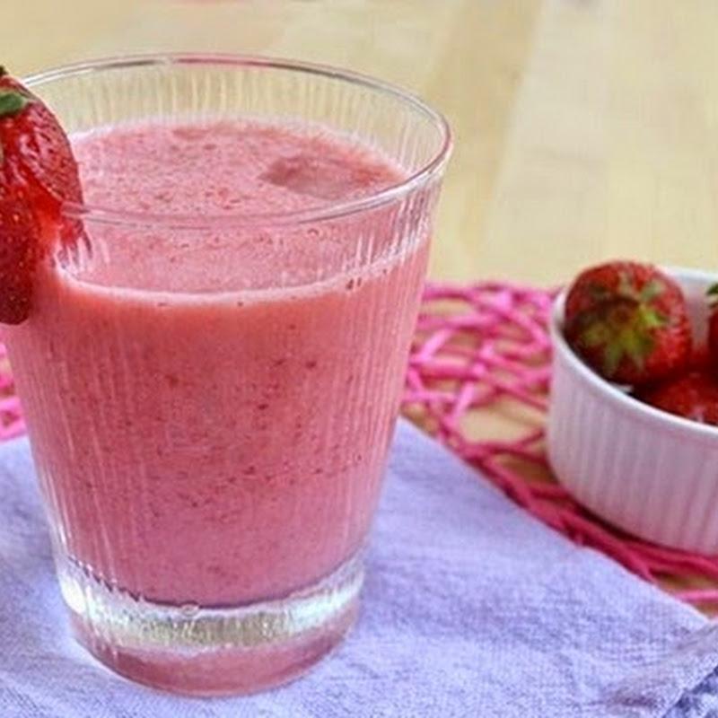 Smoothie φράουλας