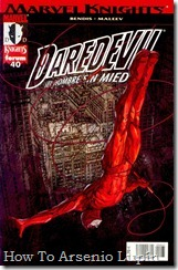 P00009 - Marvel Knights - Daredevil #40