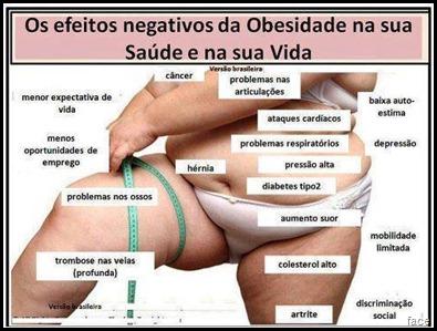 efeitos obesidade.face