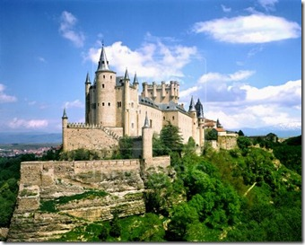 Spain-Segovia-Alcazar-Castle