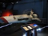 A viper from Battlestar Galactica