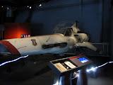 A viper from Battlestar Galactica