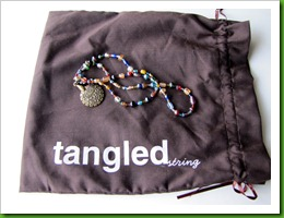 Tangled String 001