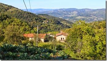 Notre séjour à Longefaye, commune de Desaignes (Ardèche), du 27 Septembre au 4 Octobre 2014.