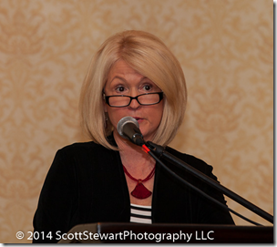 Elizabeth Shown Mills addresses the 2014 conference of the National Genealogical Society