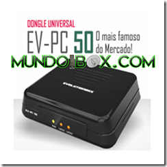 EVOLUTIONBOX DONGLE PC 50