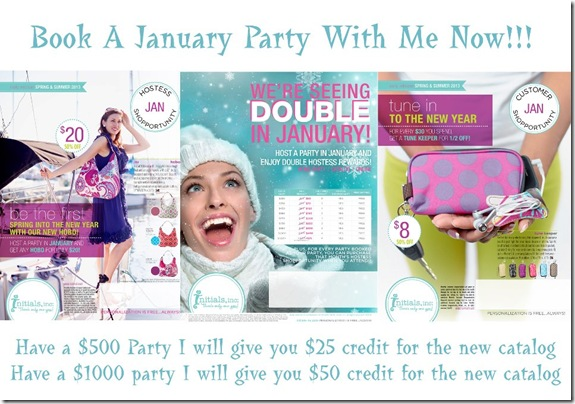 january specials with extra bonus