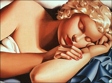 sleepingwomanbytamaradelempicka