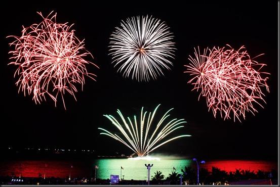 Pyro Fireworks 3