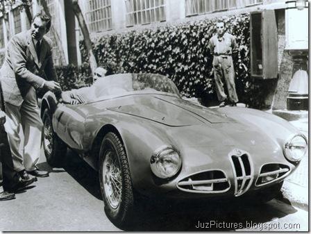 Alfa Romeo C 52 Disco Volante 2000 Spider 1