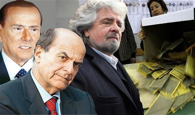 Οι Ιταλοί ψήφισαν βίαια εναντίον του ευρώ, της Γερμανίας και της Ε.Ε. (Γ. Δελαστίκ)