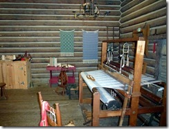 Loom at Fort Boonesborough